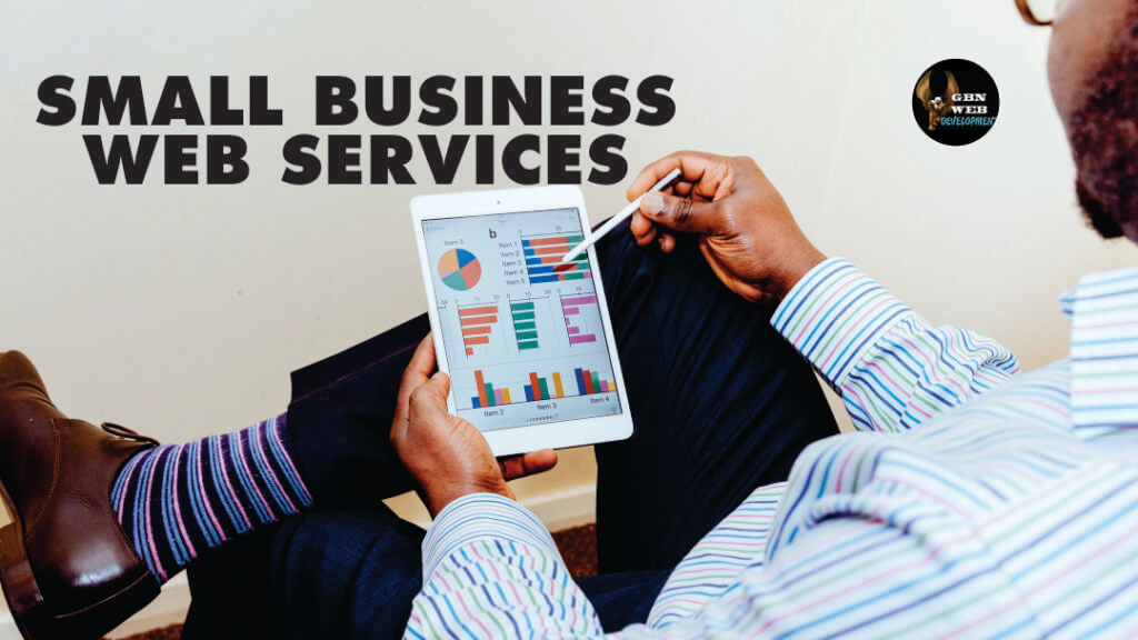 Small business web services